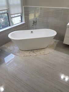 Custom Bath Tub