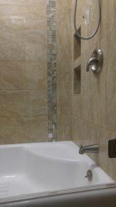 Custom Bathtub Tiling