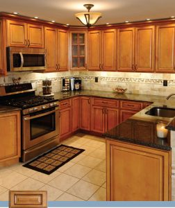 Custom Kitchen Remodeling Project