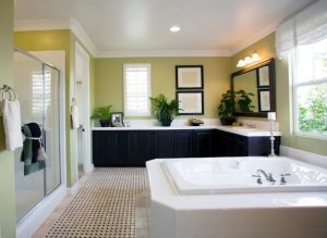 Custom Bathroom Remodeling Project